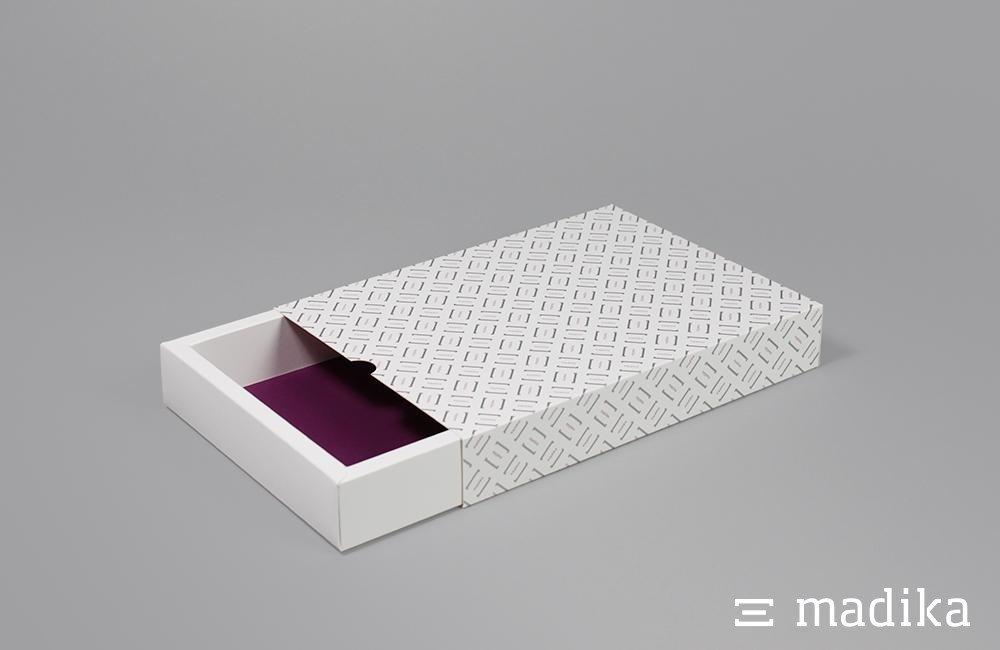 schiebeschachteln geschlossen din a5 madika. Black Bedroom Furniture Sets. Home Design Ideas